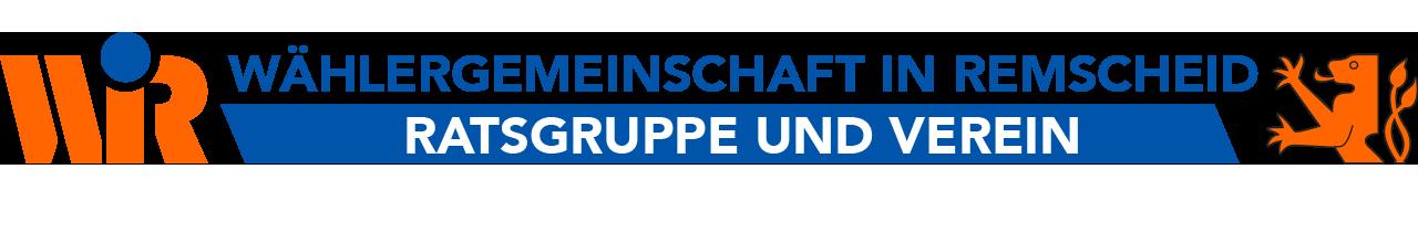 W.i.R. - Wählergemeinschaft in Remscheid e.V.