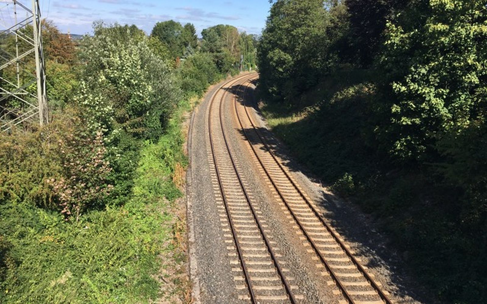 BV Lennep will Balkantrasse entlang der Bahn verlängern - BM vom 07.09.2019