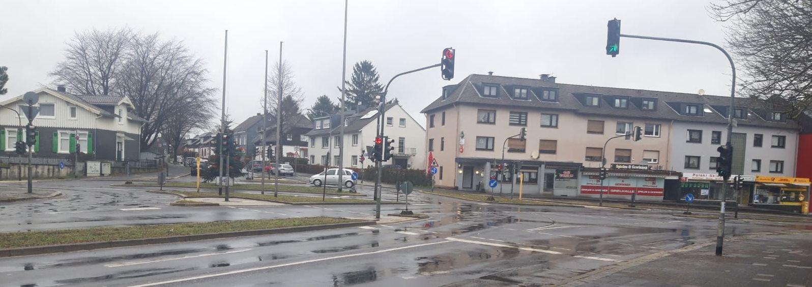 Planung Umbaumaßnahme Kreuzung Eisernstein soll 2020 vergeben werden