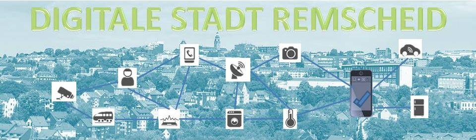 """Digitale Stadt"""