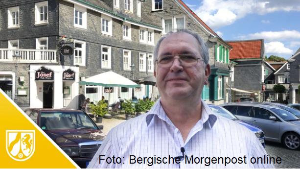 Kommunalwahl-Spezial: 11 Fragen an Roland Kirchner (Wählergemeinschaft in Remscheid)