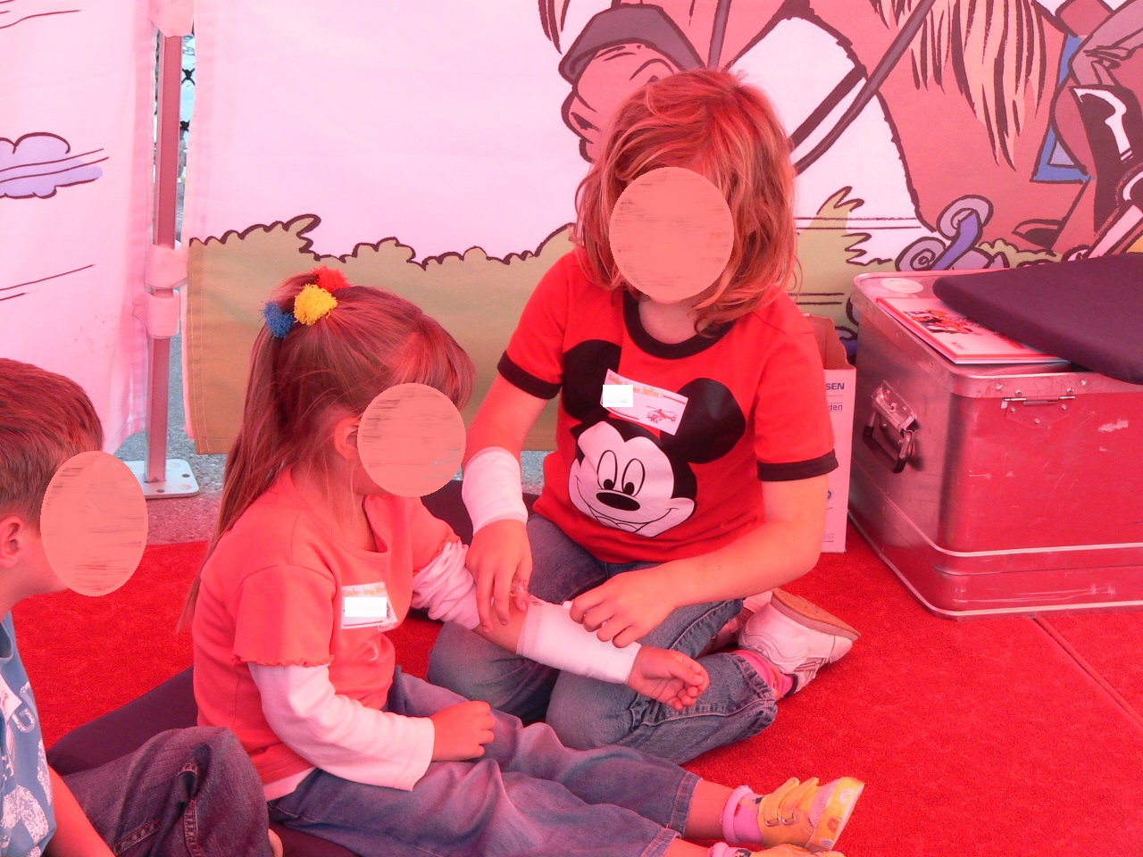 Versorgung von rund 3000 Kindern gesichert
