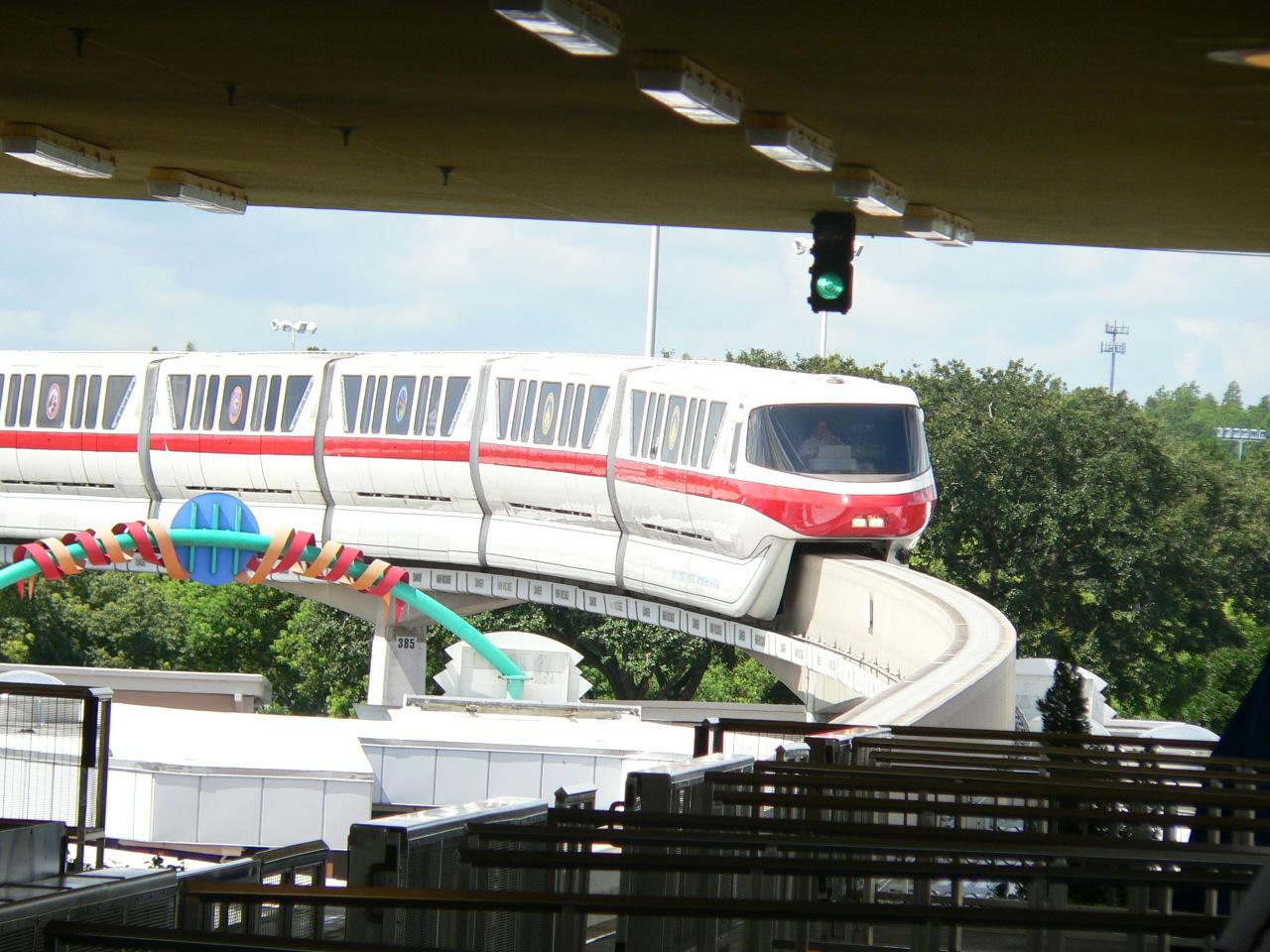 Schienenanbindung in die Metropole